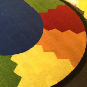 Хімчистка килиму ПІСЛЯ