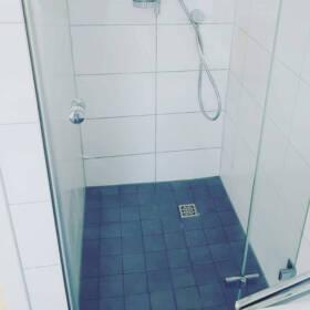 Прибирання душової кабіни ПІСЛЯ