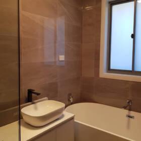 Прибирання після будівництва у ванній ПІСЛЯ